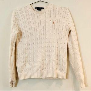 Polo Ralph Lauren Cable Knit Crewneck